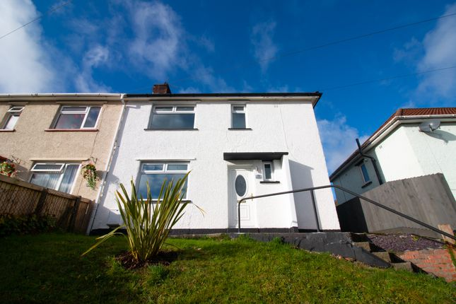 Thumbnail Semi-detached house for sale in Brynheulog, Mountain Ash