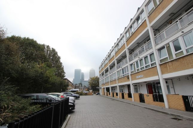 Thumbnail Maisonette for sale in Elgin House, Ricardo Street, London