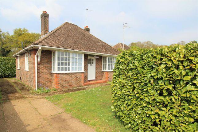 Thumbnail Detached bungalow to rent in Cramhurst Lane, Witley, Godalming