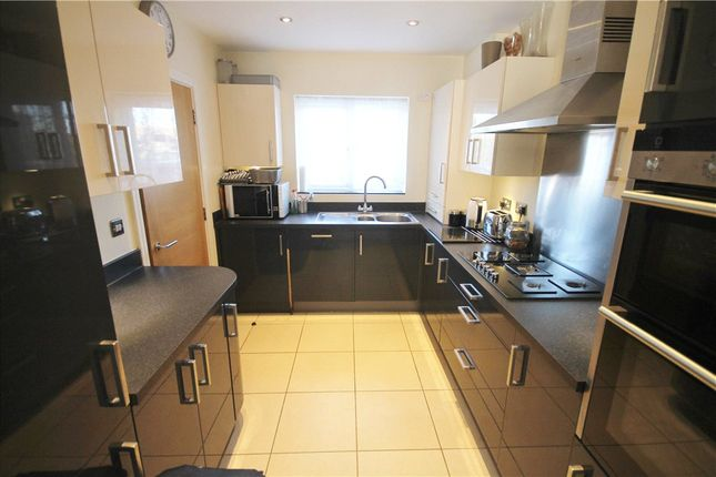 Thumbnail End terrace house for sale in Longford Way, Staines-Upon-Thames, Surrey