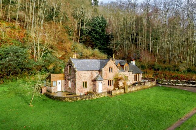 Thumbnail Detached house for sale in Ganarew, Monmouth, Herefordshire