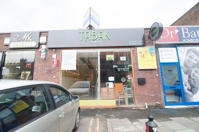 Thumbnail Restaurant/cafe for sale in Beaconsfield Road, Southall