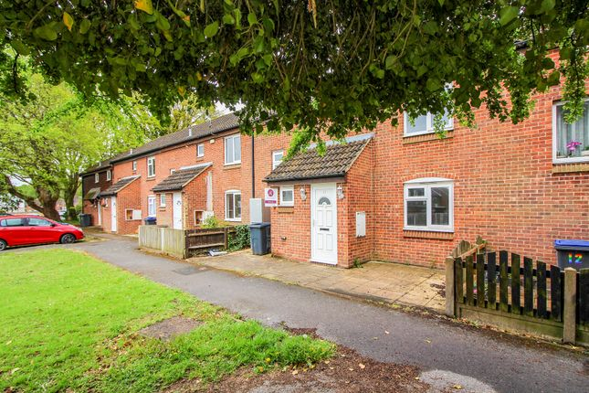 Terraced house to rent in Forrester Close, Canterbury