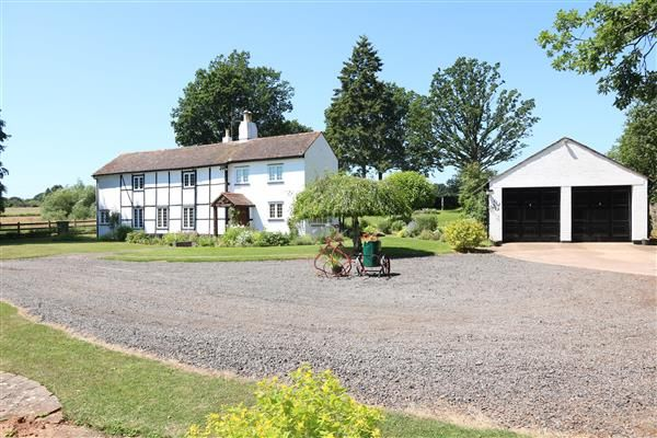 Thumbnail Detached house for sale in Gorsley, Brockmoor Head, Ross-On-Wye