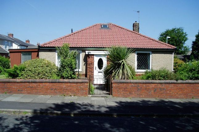 Thumbnail Detached bungalow for sale in Talbot Road, Accrington