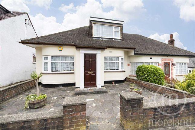 Thumbnail Semi-detached bungalow for sale in Winston Avenue, London