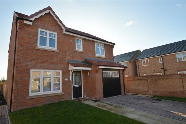 Thumbnail Detached house for sale in The Granary, Eggborough, Goole