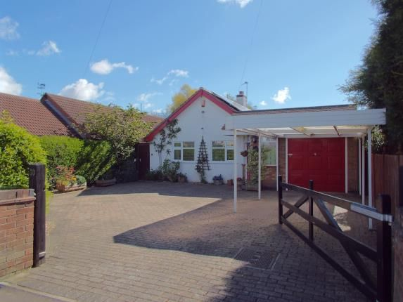3 bed bungalow for sale in Tournament Road, Glenfield, Leicester, Leicestershire