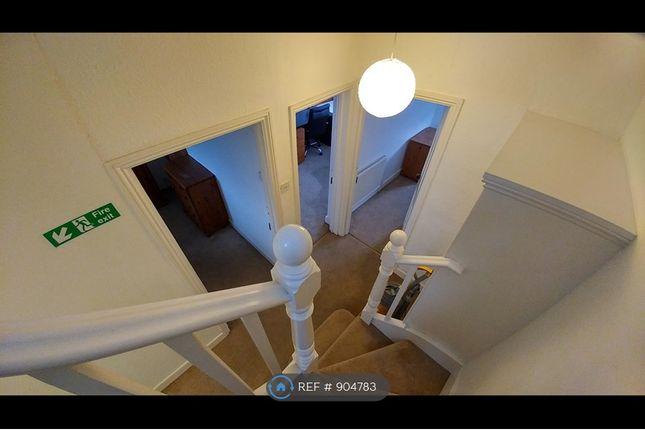 Hallway To Bedrooms 2 3 4