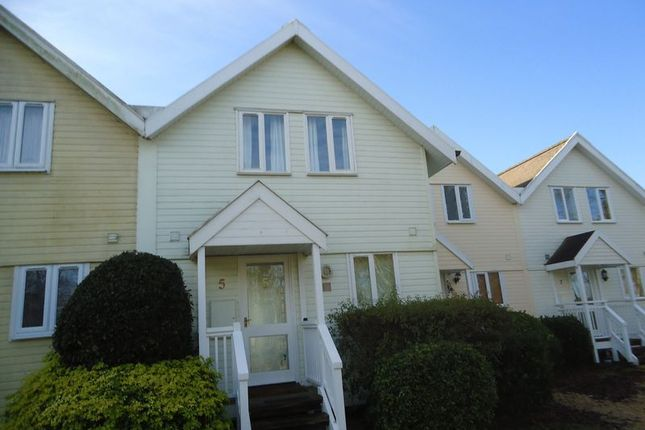 Thumbnail Terraced house for sale in 5 Spring Lake, South Cerney, Cirencester