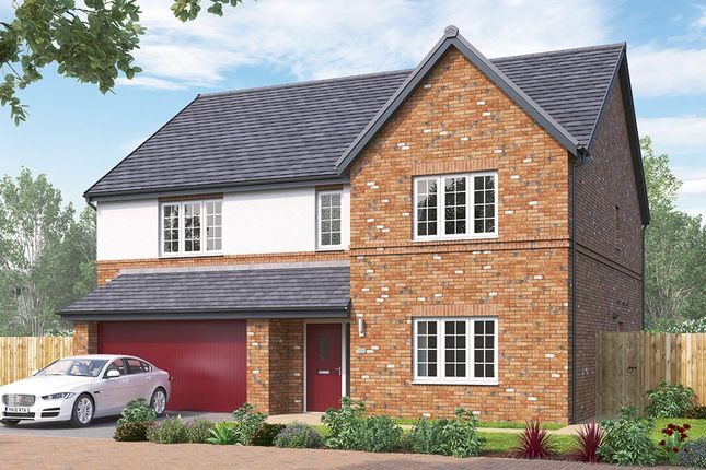 "Thumbnail Detached house for sale in ""The Kelham"" at Rectory Lane, Guisborough"