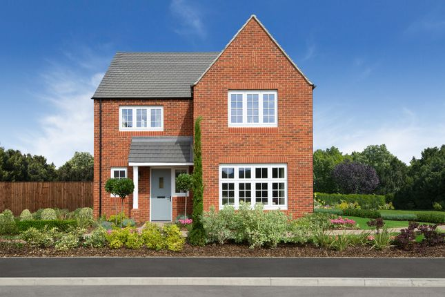 Thumbnail Detached house for sale in Western Road, Silver End, Witham