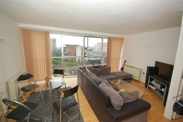 1 bed flat for sale in The Mill, South Hall Street, Salford, Greater Manchester