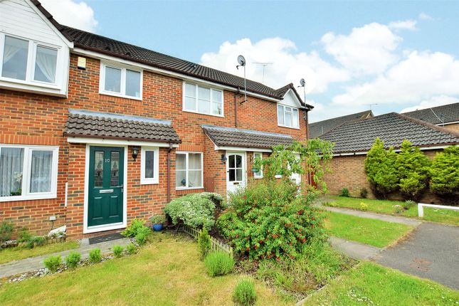 Thumbnail Terraced house to rent in Park Lane, Temple Park, Binfield, Berkshire