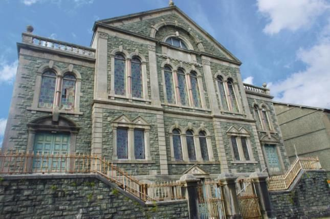 Thumbnail Flat for sale in Capel Garth, Bank Place, Porthmadog