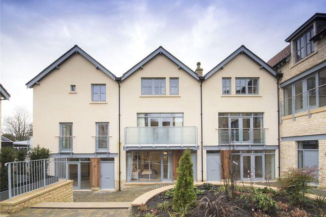 Thumbnail End terrace house for sale in House 5, Walcot Yard, Bath