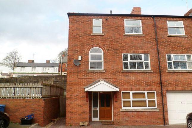 4 bed terraced house for sale in Little Street, Ruabon, Wrexham