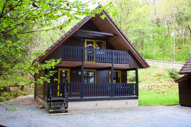 Thumbnail Lodge for sale in Loch Tay Highland Lodges, By Killin