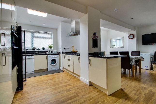 Thumbnail Semi-detached house for sale in Llandegveth Close, Croesyceiliog, Cwmbran