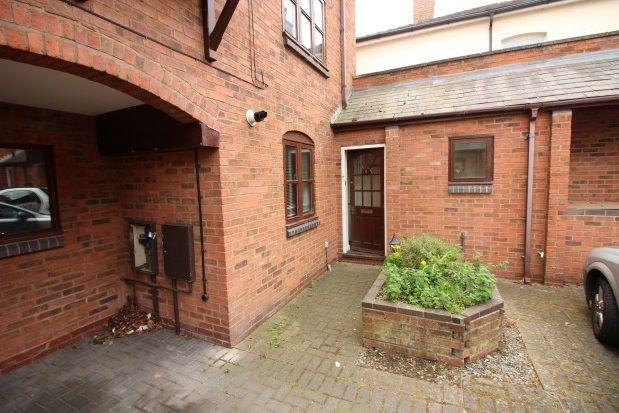 Thumbnail Town house to rent in Beauchamp Mews, Morrell Street, Leamington Spa