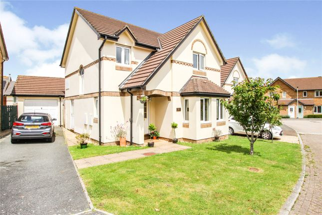 4 bed detached house for sale in Wren Close, Northam, Bideford EX39