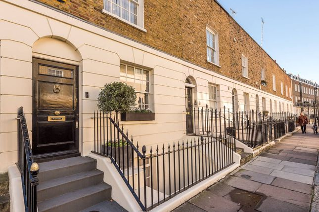 Thumbnail Property to rent in Bourne Street, Belgravia