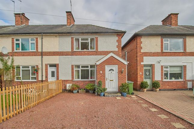 3 bed terraced house for sale in Mill Lane, Sharnford, Hinckley LE10