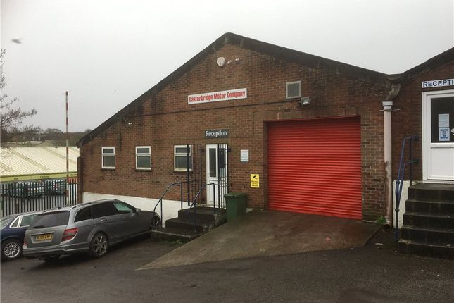 Thumbnail Industrial to let in Grove Trading Estate, Dorchester