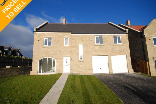 Thumbnail Detached house for sale in Havannah Drive, Wideopen, Newcastle Upon Tyne