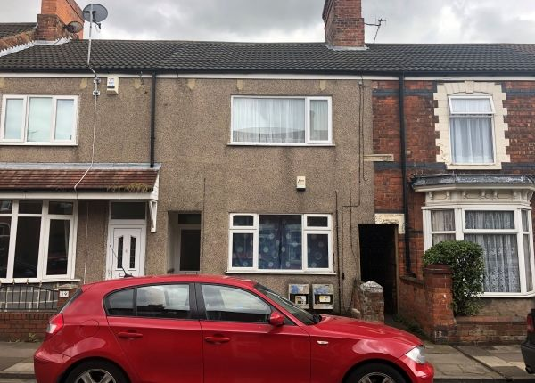 Thumbnail Flat to rent in Rowston Street, Cleethorpes