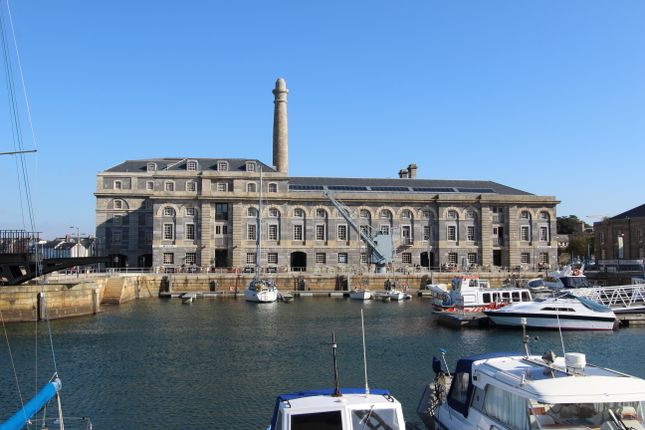 Thumbnail Flat for sale in Mills Bakery, Royal William Yard, Stonehouse, Plymouth.