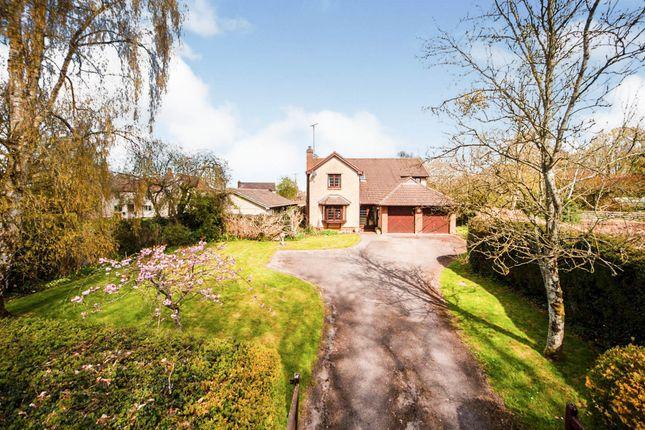 4 bed detached house for sale in Nuncamas, Hillfarrance, Taunton TA4