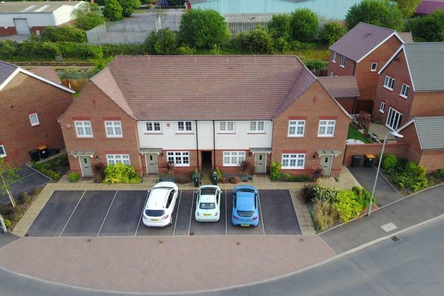 Thumbnail Terraced house for sale in Monmouth Castle Drive, Newport