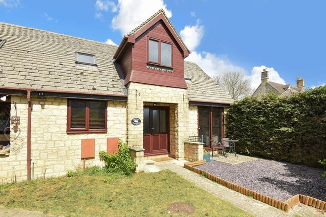 Thumbnail Semi-detached house for sale in Thorney Leys, Witney