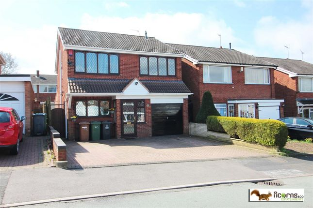 Thumbnail Detached house for sale in Falmouth Road, Walsall
