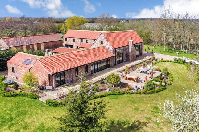 Thumbnail Detached house for sale in Meaux, Beverley