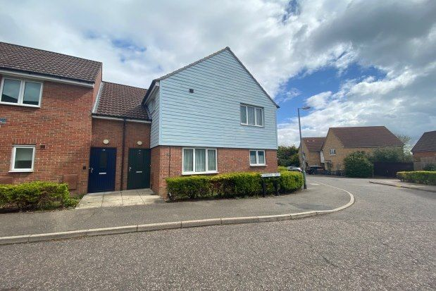 1 bed maisonette to rent in Conifer Way, Dunmow CM6
