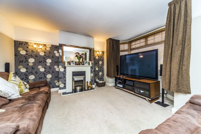 3 bed semi-detached house for sale in Stoneleigh Park Avenue, Croydon