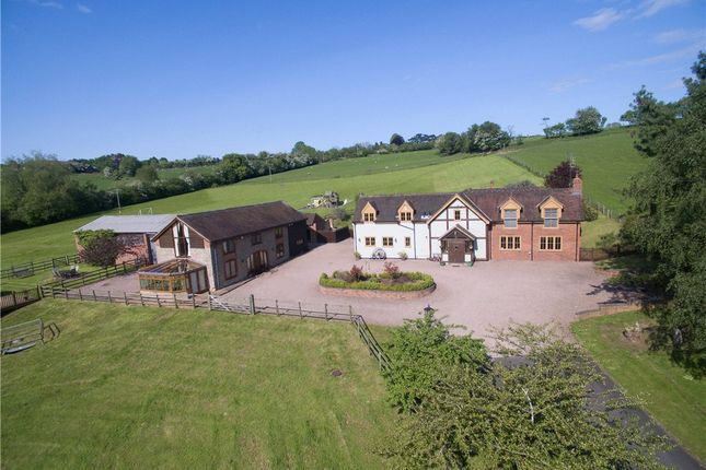 Thumbnail Detached house for sale in Church Lane, Upper Sapey, Worcestershire