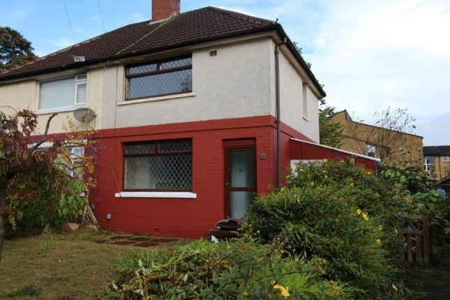 Thumbnail Semi-detached house to rent in Malham Avenue, Bradford
