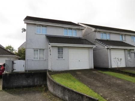 Thumbnail Detached house for sale in The Willows, Bugle, St. Austell