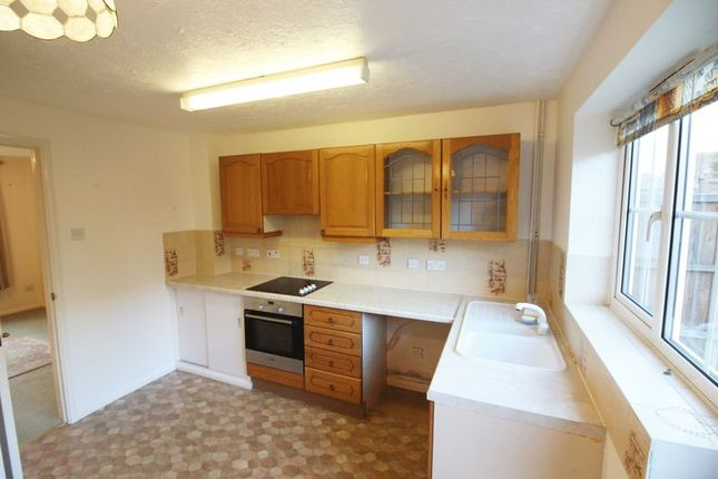 Thumbnail Terraced house to rent in Constables Leys, Kimbolton, Huntingdon