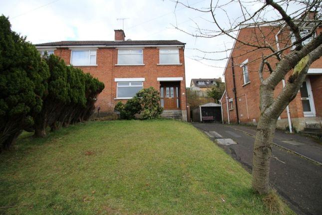 Thumbnail Semi-detached house for sale in Mount Michael Drive, Belfast
