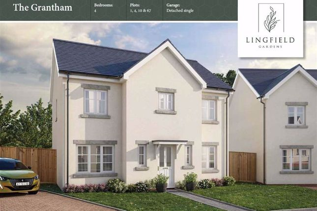 Thumbnail Detached house for sale in Spring Gardens, Whitland