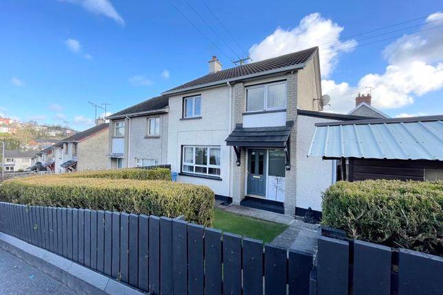 Thumbnail Semi-detached house for sale in Fairfield Estate, Dungannon