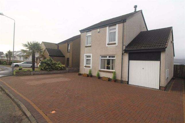 3 bed detached house for sale in Langhouse Place, Inverkip, Greenock PA16