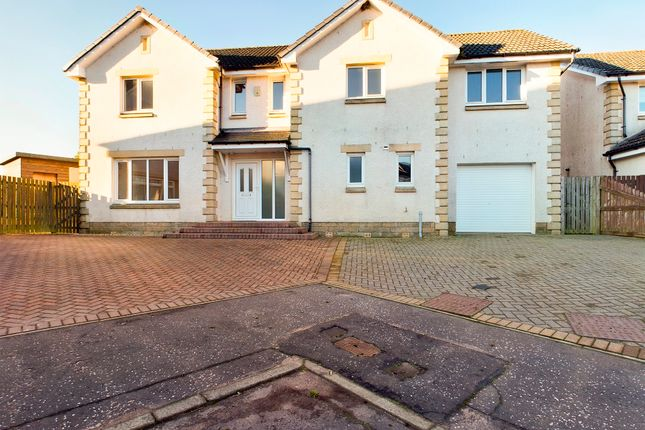4 bed detached house to rent in Ross Court, Addiewell, West Lothian EH55