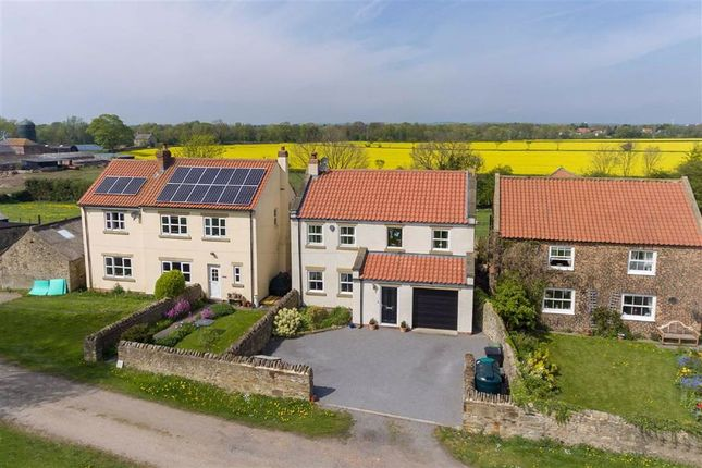 Thumbnail Detached house for sale in The Green, Cleasby, Darlington, North Yorkshire