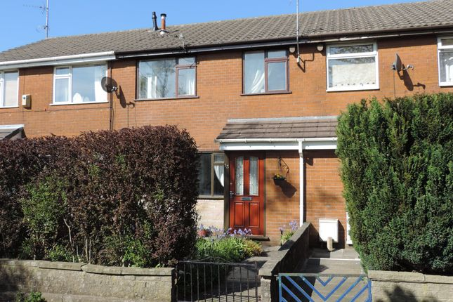 Thumbnail Town house to rent in Pickford Walk, Royton, Oldham