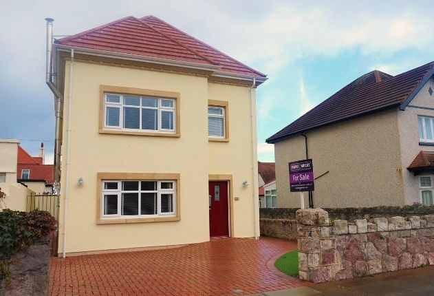 Thumbnail Detached house for sale in Great Ormes Road, Llandudno